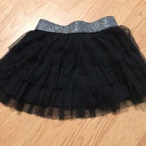 FreeStyle Girls skirt size 4/5 black